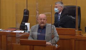 29.01.2021 – 6. sjednica Hrvatskog sabora, 10. saziv